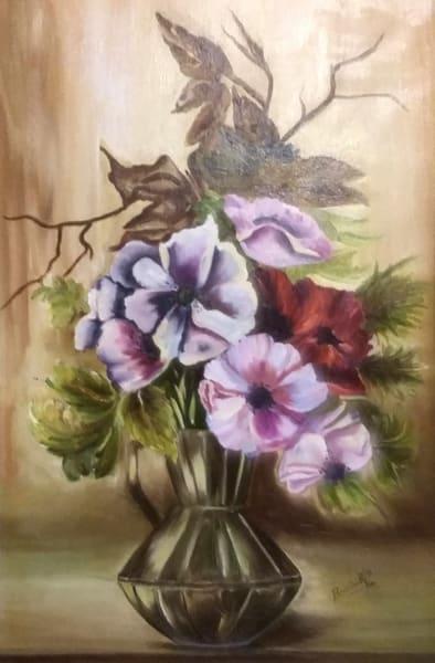 Ababoles,1998,Oil On Canvas   artecolombianobyberenice