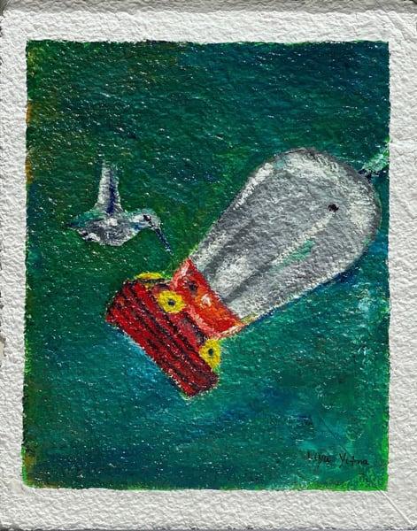 Hummingbird  Art | Anonymous Art Studios