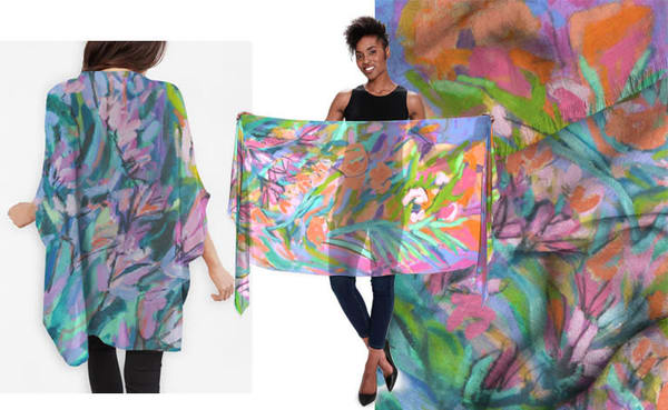 Dorothy Fagan Art to Wear Collections