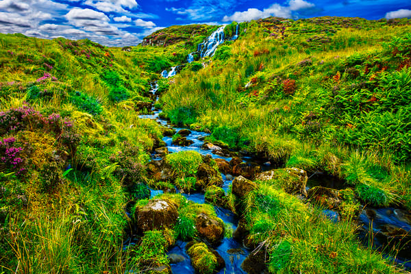 A0457 - Isle of Skye 1 - Scotland Art, Christopher Gatelock