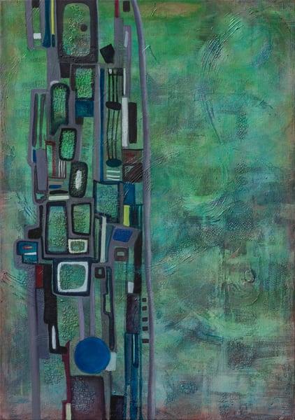 The Beat Art   Sondra Wampler   fine art