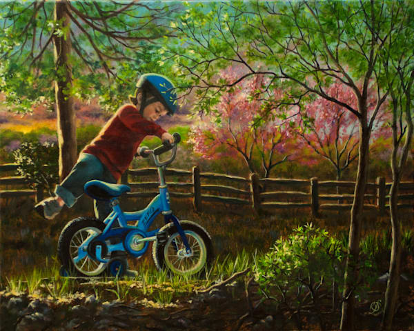 Going Home Art | Roxana Sinex Art