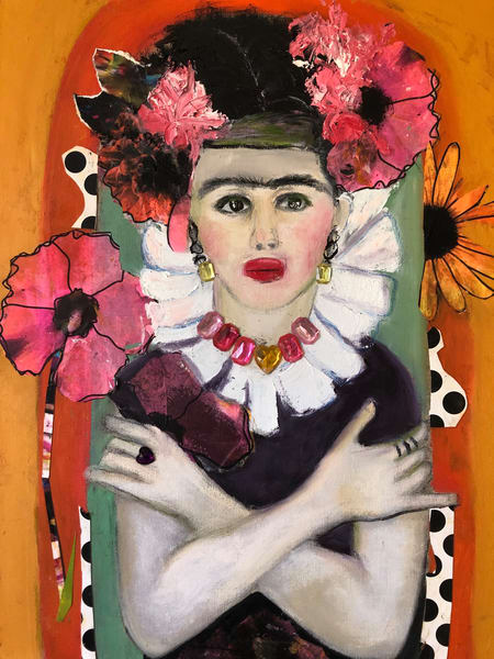 My Frida Art   MardisArt