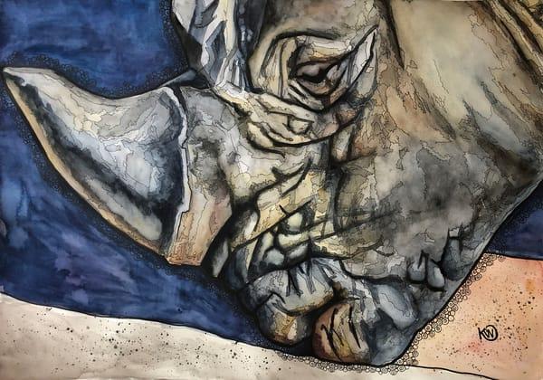 Wrinkles   Original Art | Water+Ink Studios