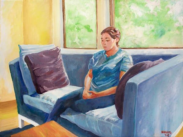 Feeling Blue Art | RPAC Gallery