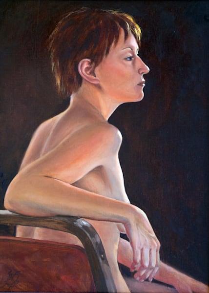 Modest Nude Art   Roxana Sinex Art
