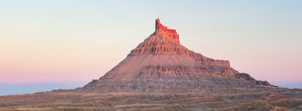 factory butte panorama