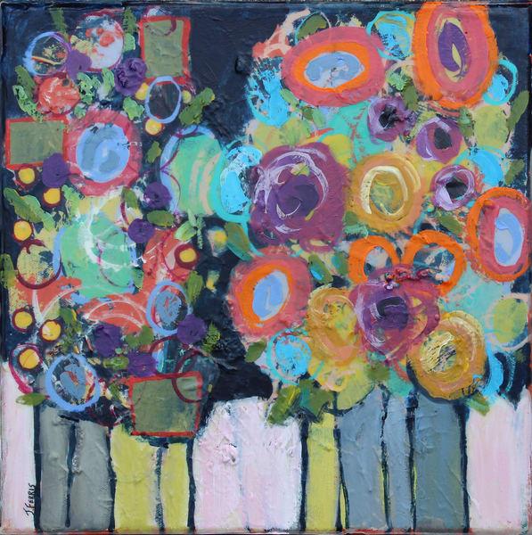 "Print Of ""Tablescapes Ii"" Art | Jennifer Ferris"
