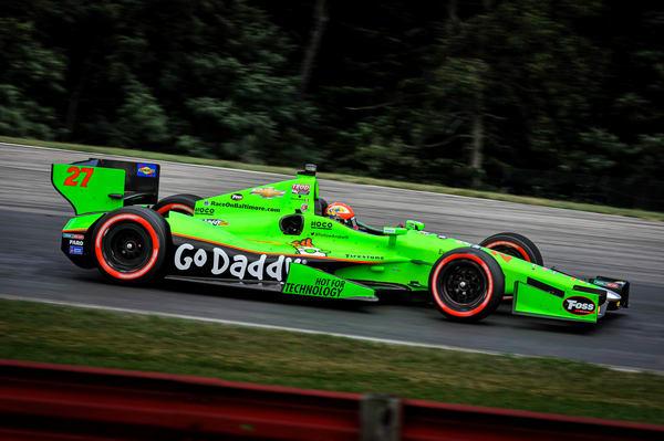 Go Daddy Formula 1 Car Photography Art | Cardinal ArtWorks LLC