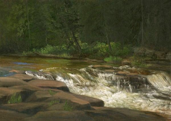 *Monument Falls, Adirondacks* Art   Tarryl Fine Art
