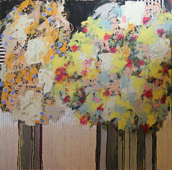 "Print Of ""Sherbet Happiness"" Art | Jennifer Ferris"