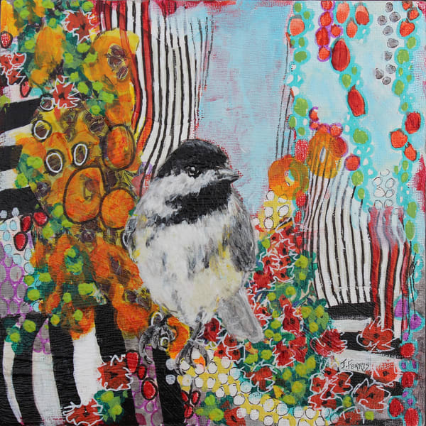 "Print Of ""Today Is A New Day"" Art | Jennifer Ferris"