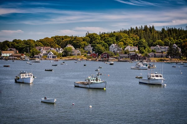 Carver's Harbor Vinalhaven | Shop Photography by Rick Berk