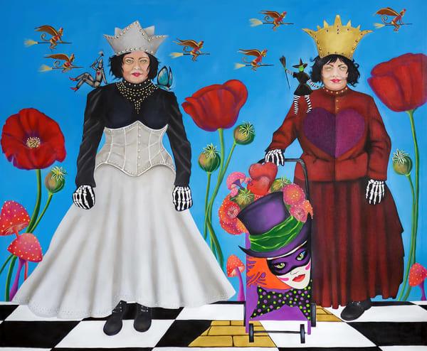 Alice In Oz Art   New Orleans Art Center