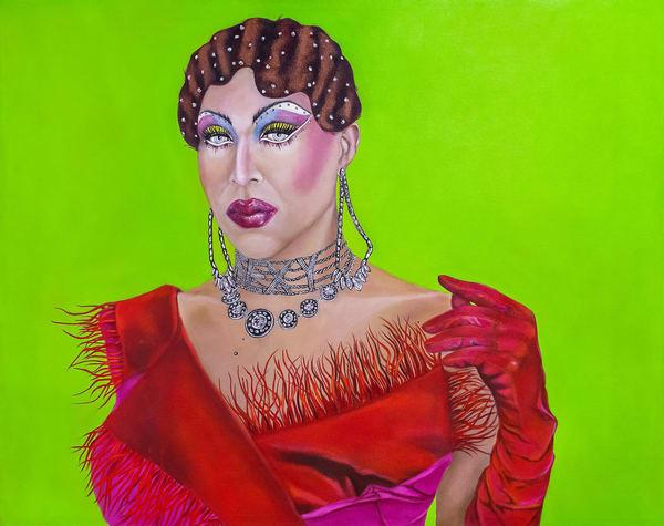Red Lewk Art | New Orleans Art Center