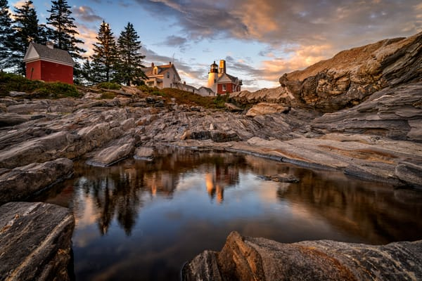Reflections of Sunset | Shop Photography by Rick Berk