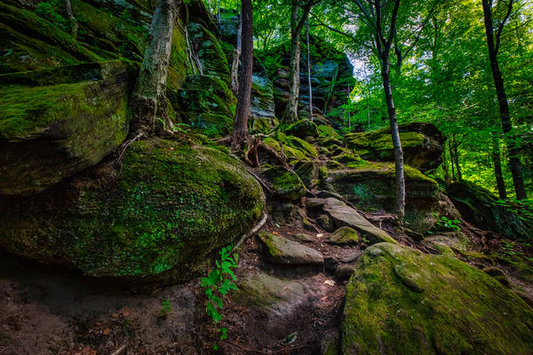 The Ledges - Cuyahoga Valley National Park fine-art photography prints