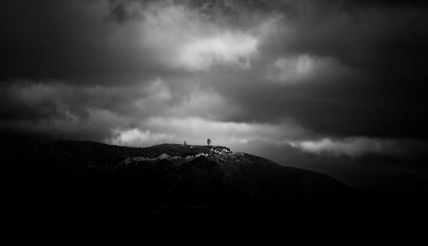 Home In The Distance V2 Photography Art | Sydney Croasmun Photography