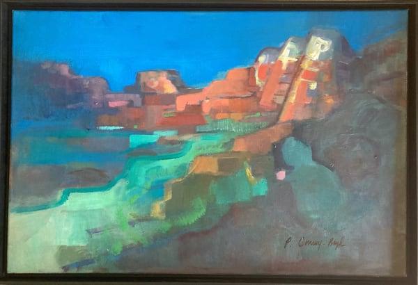 Serenity In Sedona Art | Peg Connery-Boyd Artwork