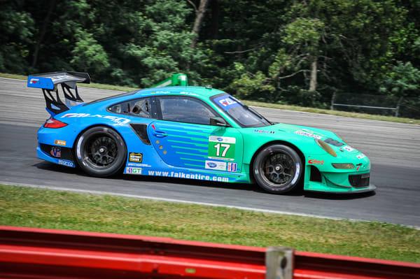 Falken Tire Porsche Car Photography Art | Cardinal ArtWorks LLC