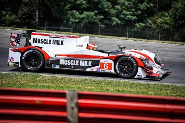 Muscle Milk Car Photography Art | Cardinal ArtWorks LLC