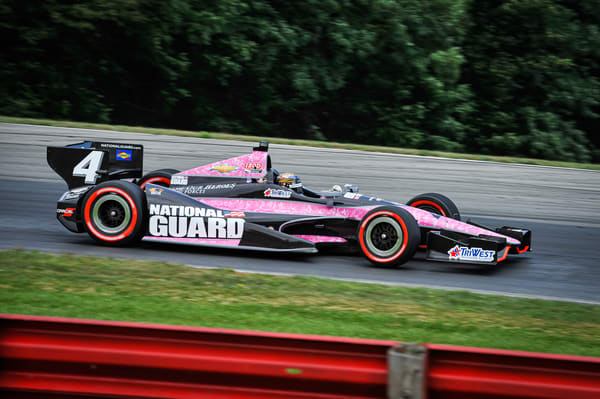 National Guard Formula 1 Car Photography Art | Cardinal ArtWorks LLC