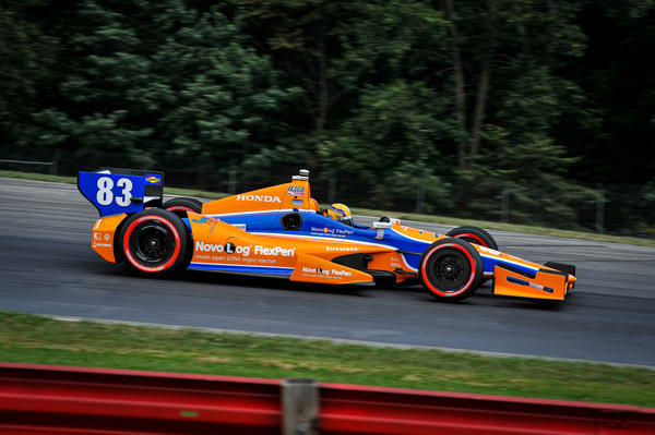 Novo Log Formula 1 Car Photography Art | Cardinal ArtWorks LLC