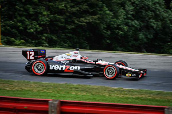 Verizon Formula 1 Car Photography Art | Cardinal ArtWorks LLC