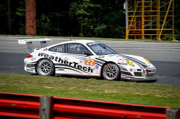 Weather Tech Porsche Car Photography Art | Cardinal ArtWorks LLC