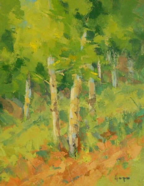 Aspen Trail Art | Gary Gore