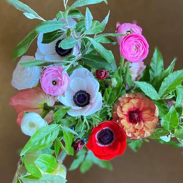 Spring Flowers Art | Romanova Art