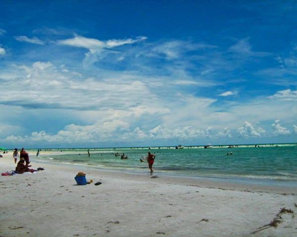 Siesta Sand Bar Photography Art | It's Your World - Enjoy!