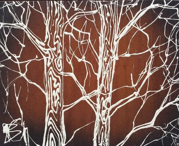 Ghost Trees Art | buchanart