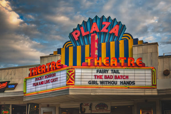 The Plaza Theatre Atlanta | Susan J Photography