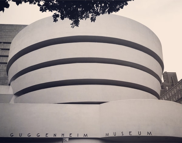 The Guggenheim Art | Romanova Art