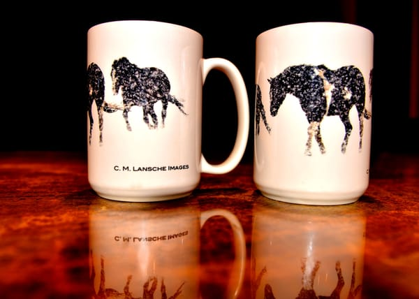 Into The Storm Mug (15oz) Art | Last Chance Gallery