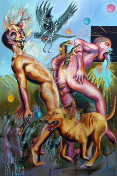 Infamous Art   Mathieu Laca