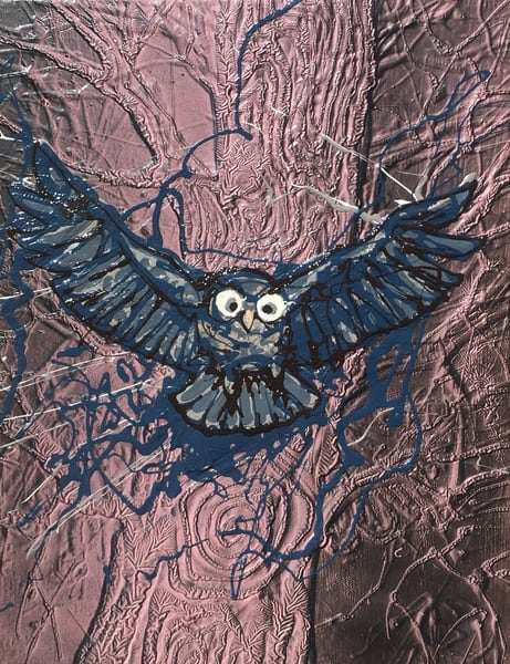 Ghost Flight Art | buchanart