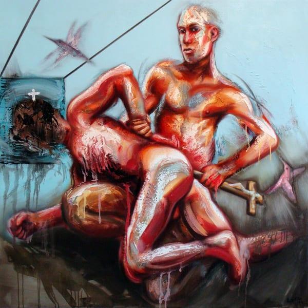 The Invention Of Faith Art   Mathieu Laca