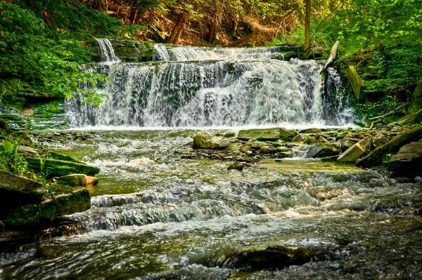 Mary's Waterfall