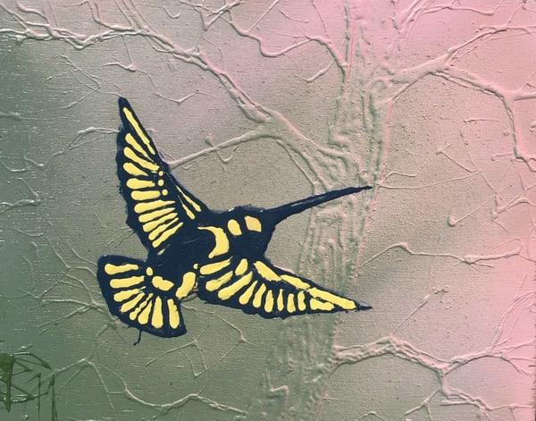 Dynamo Humming Bird Art | buchanart