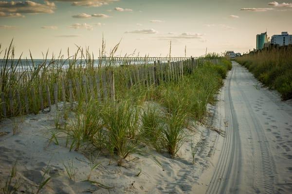 Beachside Path