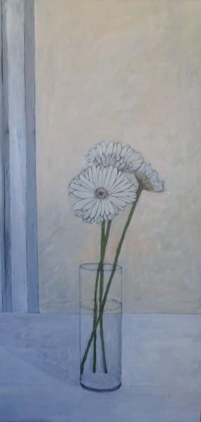 Daisies Art | New Orleans Art Center