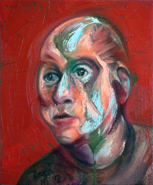 Tête Rouge Art   Mathieu Laca