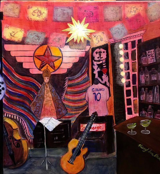 Showtime At Casa Borrega Art   New Orleans Art Center