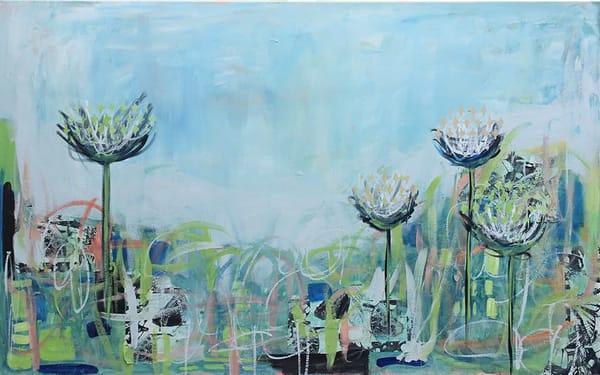 Rooted ($1450, Original Painting) Art | Jennifer Ferris