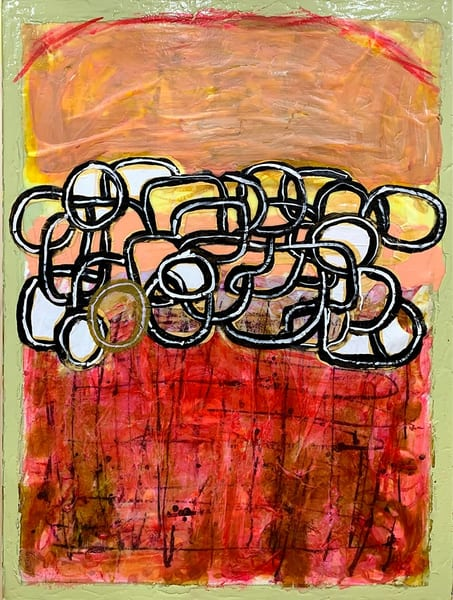 "Print Of ""Unbounded"" Art | Jennifer Ferris"
