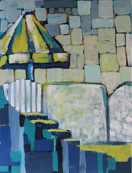 A Welcome Retreat (Original Painting) Art | Jennifer Ferris