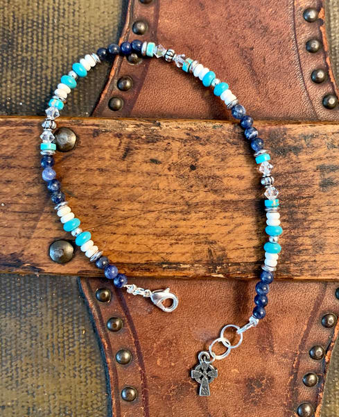 Cape Code Anklet Art | Mickey La Fave