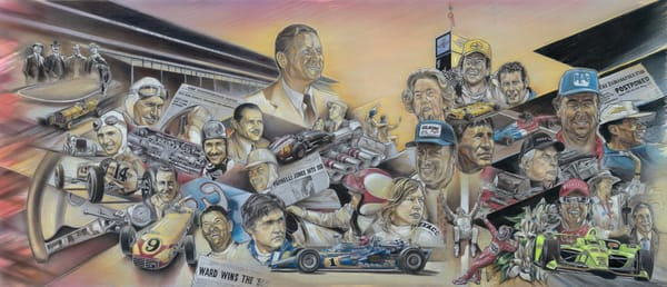 2020 Indianapolis 500 - Original